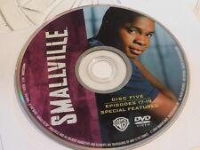 Smallville Third Season 3 Disc 5 DVD Disc Only 44-138