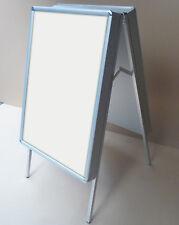 Kundenstopper 2-seitig LED-Premium beleuchtet DIN A 2 = 420x594mm fürPlakat Dia