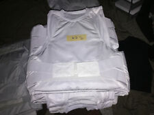 MEDIUM !! Body Armor Bullet Proof Vest Plate carrier w / panels level II+stab !*