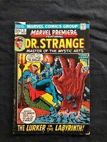 Marvel Premiere 5 Featuring Dr. Strange - 1st Mention Shuma-Gorath, VG