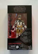 Star Wars Black Series Clone Commander Bly 6 inch Action Figure NIB!