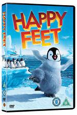 HAPPY FEET - DVD - REGION 2 UK