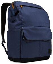 """Case Logic Lodo 14"""" Laptop Rucksack Medium LODP-114 DRESS BLUE"""