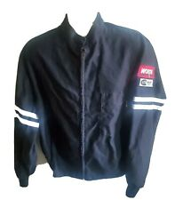 Vintage Worth Racing Sfi Sanction Jacket Mens Size XL Black