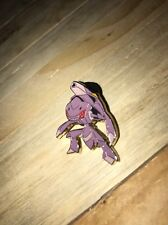 Pokemon Pin Badge Genesect Brand New Never Used! Mythical Collection