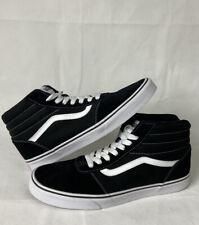 Vans Sk8 Hi Pro, Black White Shoes Skateboard Sneakers, Men's Size 13