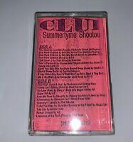RARE! DJ Clue Summertyme Shootout '95 NYC 90s Hip Hop Rap Cassette Mixtape Tape