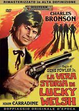 Dvd La Vera Storia Di Lucky Welsh (1958) Western ** A&R Productions ** ....NUOVO