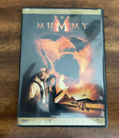 The Mummy (DVD, 1999, Widescreen Special Edition) FREE SHIPPING
