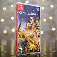 Sid Meier's Civilization VI [Civ 6] (Nintendo Switch / NSW) - New/Sealed