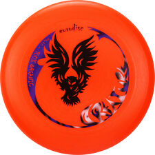 Ultimate Frisbee EURODISC 175 g Creature Orange compétition Disc Bio plastique