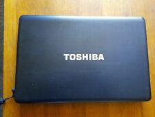 Toshiba Satellite C660-15R  Laptop. Restored To Factory Settings