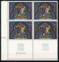 FRANCE Bloc de 4 n° 1492 Neuf ★★ luxe / MNH 1966 BDF