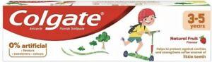 Colgate Anticavity Toothpaste 3-5 Years 75ml
