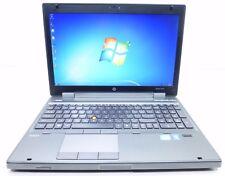 @ HP EliteBook 8560w Intel Core i7-2620M @ 2.70GHz / 8GB Ram / 500GB HDD / Win 7