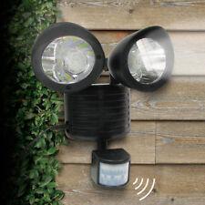 Solar Security Detector Motion Sensor 22 LED Floodlight Lamp Spot Light Outdoor