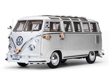 #5085 - Sun Star VW T1 Samba - White - Wedding Version - 1:12