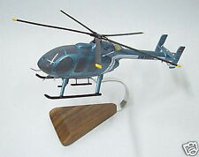 MD-600 MD600 Helicopter Wood Model FREE SHIPPING BIG