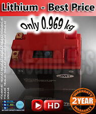 LITHIUM - Best Price - Triumph Trident 900 - Li-ion Battery save 2kg