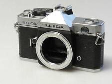 (PRL) FUJICA ST BODY 135 35 mm SLR SPARE PARTS FOTORIPARATORE REPAIR REPARATION