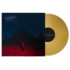 Phoebe Bridgers Punisher Exclusive Limited Edition Gold Nugget Colored Vinyl LP