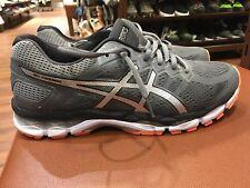 Asics Men's GEL-Superion Grey/Silver/Orange Running Shoes T7H2N.9593 Size 10.5