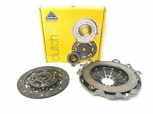 FOR HONDA JAZZ 1.2 1.4 DSi BRAND NEW 3PC CLUTCH COVER DISC BEARING KIT 2002-2008