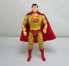 Super Powers Custom Gold Superman lost wave