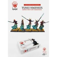 Zenit Miniatures Kensei Undead Yurei Samurai NIB metal miniatures