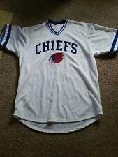 Syracuse Chiefs / Mets 80's MiLB Throwback Minor League Baseball Jersey XXX-Larg