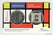 "HOLLAND COINFAIR 2020: COINCARD SERIE: BEROEMDE SCHILDERS DEEL 2: ""MONDRIAAN"""