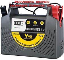 CARICABATTERIE VIGOR INVERTER VOLT 12 CORRENTE CARICA 2-10-15 AMP