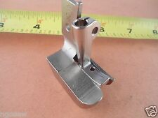 """SINGER 111,211 BROTHER B837 DOUBLE TOE WELT PIPING WALKING FOOT #S32 5/8"""" TAIWAN"""