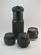 FOUR CAMERA LENS - CANON - KALIMAR