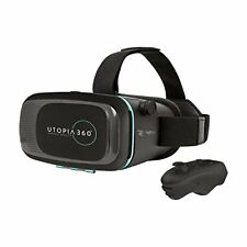 Emerge Tech Utopia 360 Degree Virtual Reality Headset with Bluetooth Controller