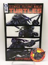 TEENAGE MUTANT NINJA TURTLES #96 SOPHIE CAMPBELL VARIANT IDW Comics First Print