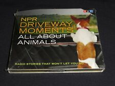 NPR Driveway Moments All About Animals, Audiobook, CD