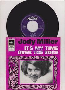Vinyl 7 Inch Jody Miller It`s My Time German Press 1968 << Vinyl ist mint !!