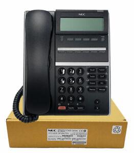 NEC DTZ-6DE-3 Digital Phone Black (DT410) - Brand New, 1 Year Warranty
