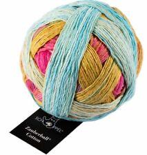 Schoppel Zauberball® Cotton Bio Baumwolle 100g Fb. 2406 Sunnyside