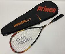 Prince Squash Racquet Power Ring Tour Ti Power Web Extender Graphite & Titanium