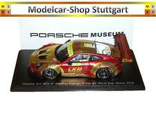 Porsche 911 GT3 R Manthey Racing Fia Gt Wc 2018 - spark 1:43 - MAP02078120 - New