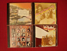 LED ZEPPELIN 2 HOUSES OF THE HOLY ROLLING STONES BANGLES MONTROSE 4 LOT ROCK CDs