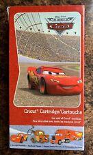 Cricut Cartridge - Disney Pixar Cars