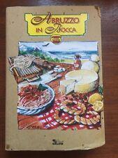 ABRUZZO IN BOCCA ITALIAN ENGLISH COOKBOOK Old Store Stock NEW