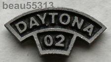 2002  DAYTONA BIKE WEEK ROCKER JACKET VEST HAT TAC PIN
