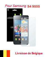 2 X Protège écran / screen protector  Film Samsung Galaxy  S4  S IV   N9500