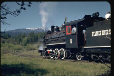 351074 FRSL RR 2 6 2 8 Logging Rod Locomotive 1960 A4 Photo Print