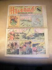 MAGAZINE HURRAH N° 316 / 10 DECEMBRE 1941 / TARZAN / TRES BON ETAT