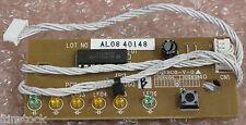 Lexmark Optra E320/E322 Controllo/Pannello Operatore, parti di stampante, P/N 12G4457